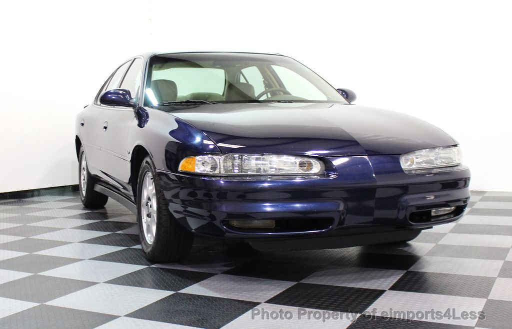 2001 Oldsmobile Intrigue INTRIGUE GL - 16902057 - 40