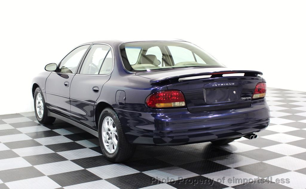 2001 Oldsmobile Intrigue INTRIGUE GL - 16902057 - 41