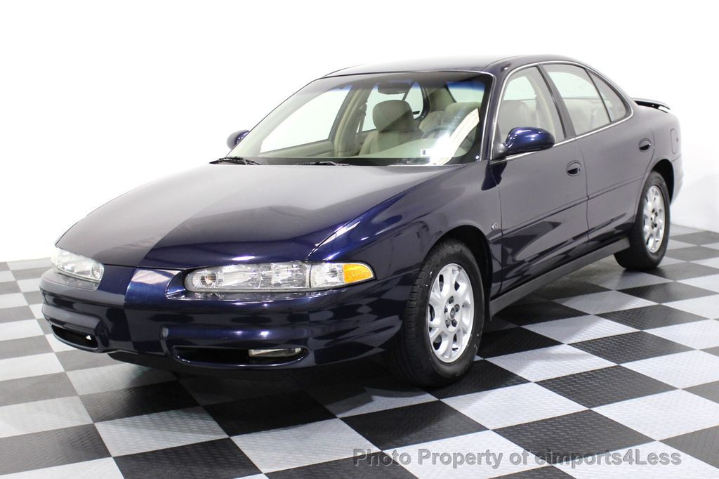 2001 Oldsmobile Intrigue INTRIGUE GL - 16902057 - 43