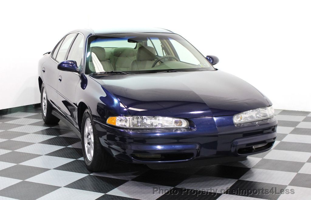 2001 Oldsmobile Intrigue INTRIGUE GL - 16902057 - 46