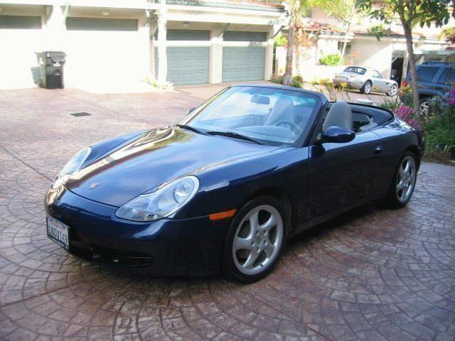 2001 Porsche 911 Carrera 1586828 0