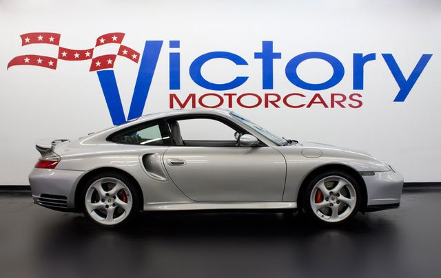 2001 Porsche 911 TWIN TURBO - Click to see full-size photo viewer