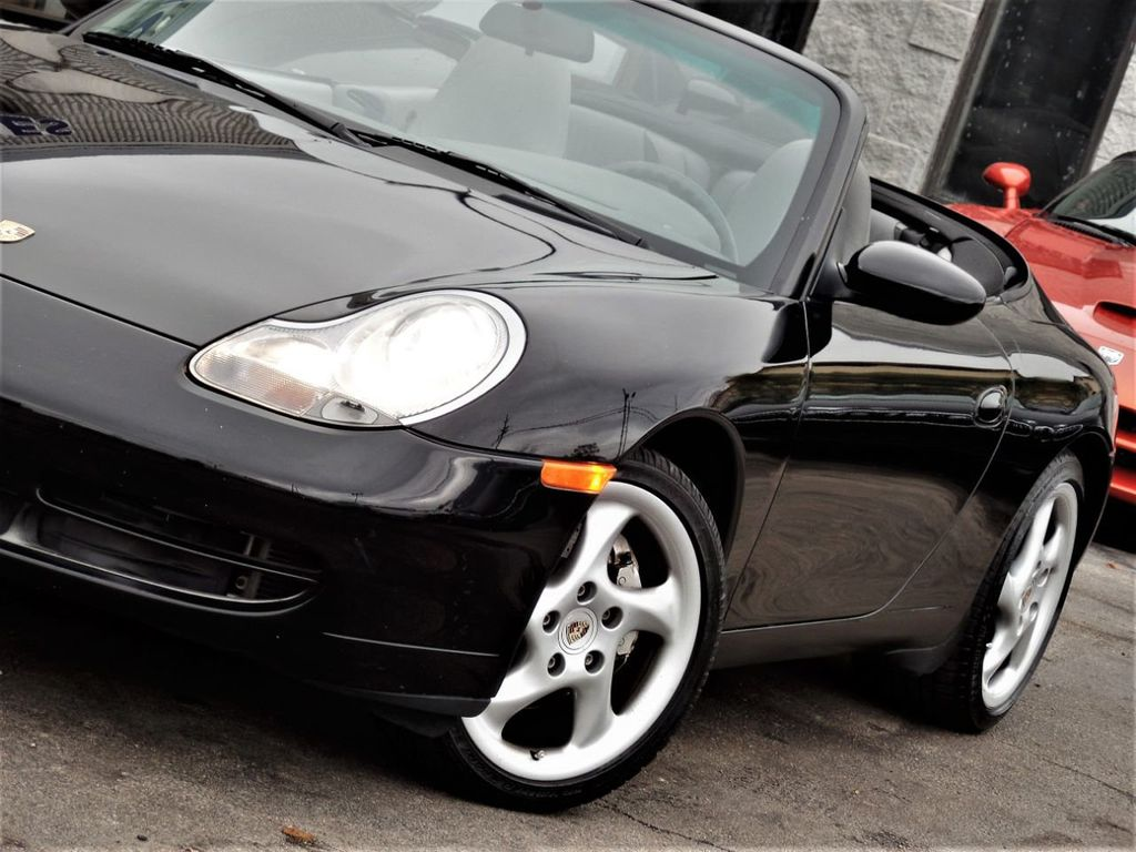 2001 Porsche 911 Carrera 2dr Carrera 4 Cabriolet 6-Speed Manual - 18283973 - 15