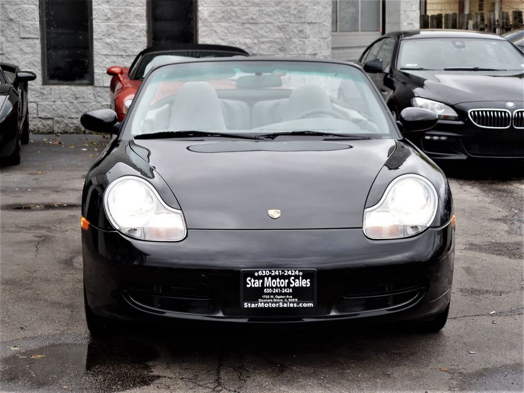 2001 Porsche 911 Carrera 2dr Carrera 4 Cabriolet 6-Speed Manual - 18283973 - 5