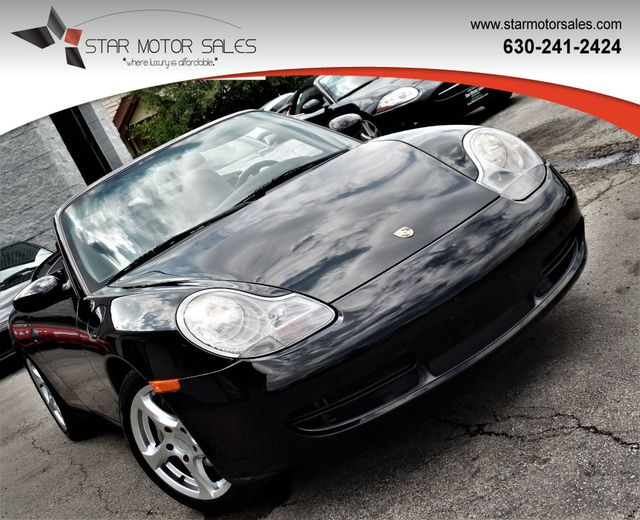 2001 Porsche 911 Carrera 2dr Carrera 4 Coupe 6-Speed Manual