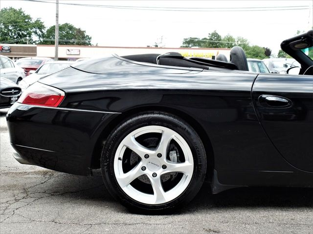 2001 Porsche 911 Carrera 2dr Carrera 4 Coupe 6-Speed Manual - Click to see full-size photo viewer