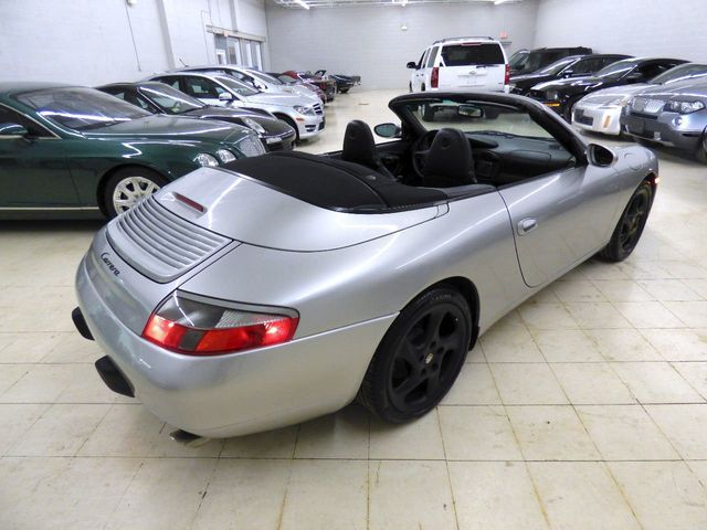 2001 Porsche 911 Carrera 2dr Cabriolet 6 Sd Manual Click To See Full