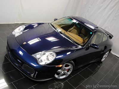 2001 Porsche 911 Carrera 2dr Carrera Turbo Tiptronic - Click to see full-size photo viewer