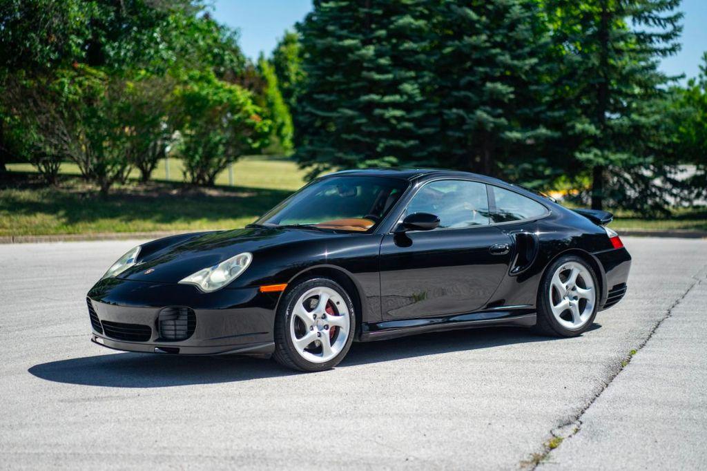2001 Used Porsche 911 Carrera 2dr Carrera Turbo Tiptronic At Collector Cars Chicago Serving Aurora Il Iid 19236765