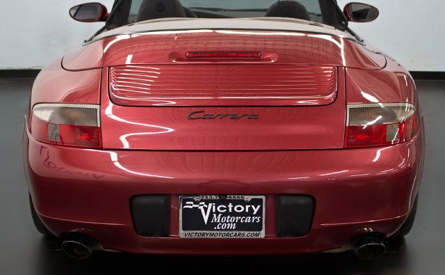 2001 Porsche 911 Carrera 6-SPEED - Click to see full-size photo viewer