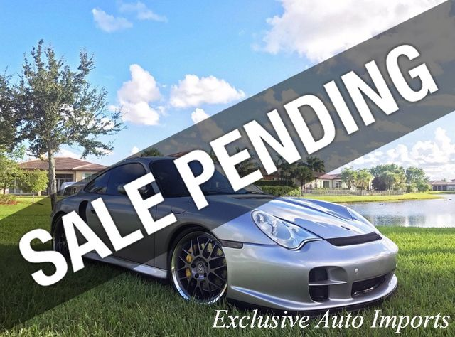 2001 Porsche 911 Twin Turbo TWIN TURBO 6-SP GT2 UPGRADES CHEAPEST MANUAL TURBO IN USA