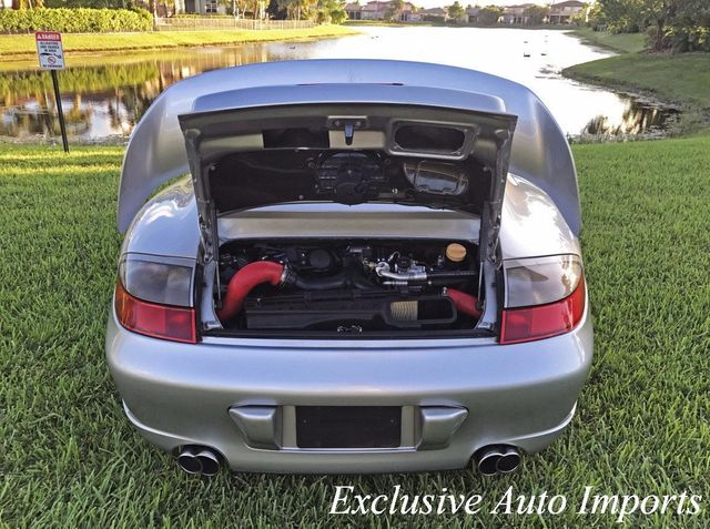 2001 Porsche 911 Twin Turbo TWIN TURBO 6-SP GT2 UPGRADES CHEAPEST MANUAL TURBO IN USA - Click to see full-size photo viewer