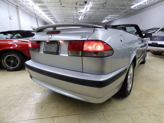 2001 Saab 9-3 SE - Click to see full-size photo viewer