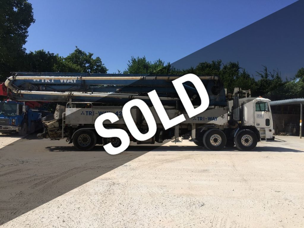 2001 Schwing 42m Freightliner Chassis - 15212839 - 0