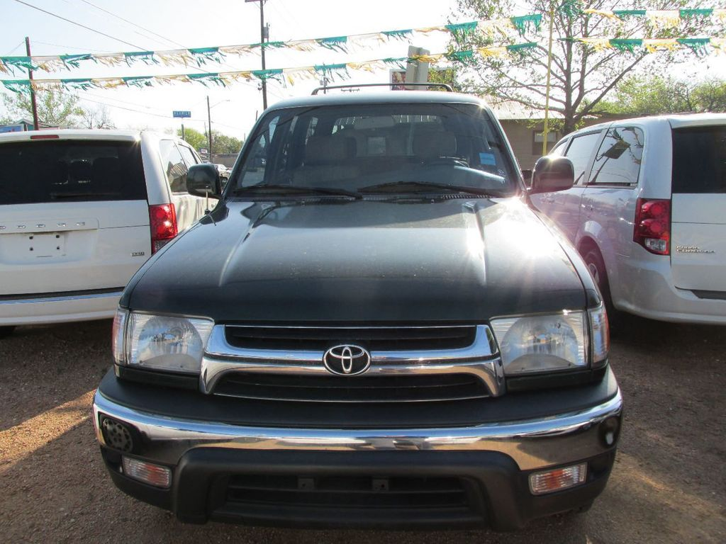 2001 Toyota 4Runner 4dr SR5 3.4L Automatic - 14845919 - 0