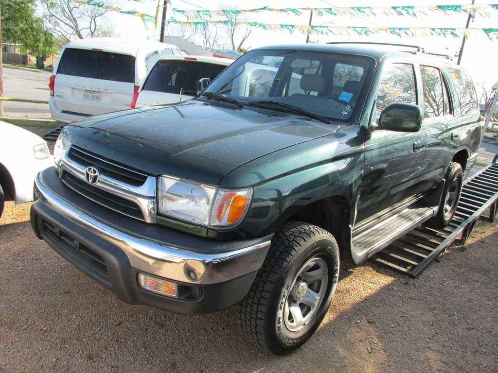 2001 Toyota 4Runner 4dr SR5 3.4L Automatic - 14845919 - 1