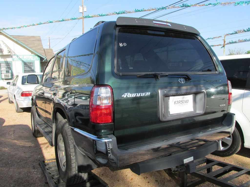 2001 Toyota 4Runner 4dr SR5 3.4L Automatic - 14845919 - 3