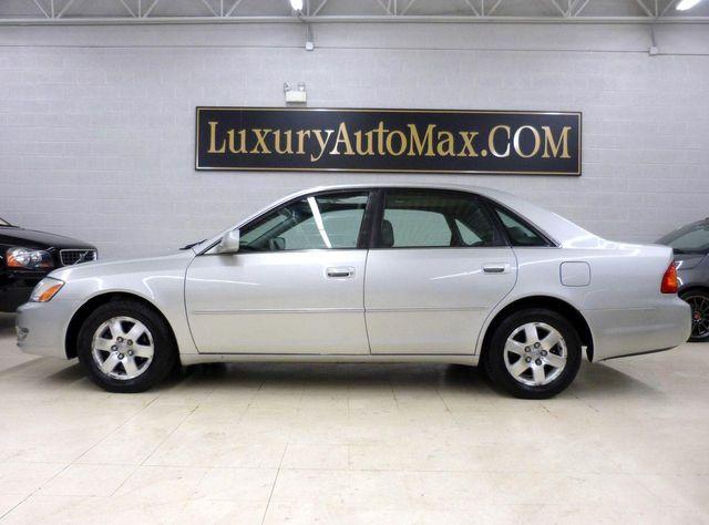 Used Toyota Avalon Dr Sedan XL WBucket Seats At Luxury - 2001 avalon