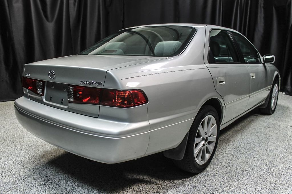 Safe Car Gov >> 2001 Used Toyota Camry 4dr Sedan CE Manual at Auto Outlet ...