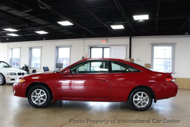 2001 Used Toyota Camry Solara 2dr Coupe Se Automatic At