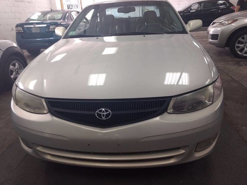 Used Toyota Camry Solara SE V AUTO At Contact Us Serving - 2001 camry