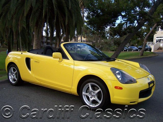 2001 used toyota mr2 spyder 2dr convertible manual at cardiff rh cardiffclassics com Silver 2001 Toyota MR2 Spyder 2002 Toyota MR2 Spyder