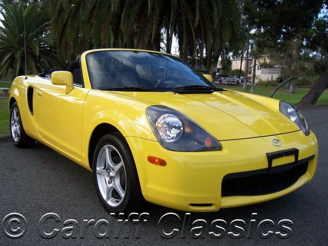 2001 used toyota mr2 spyder 2dr convertible manual at cardiff rh cardiffclassics com 2000 toyota mr2 spyder owners manual 2000 toyota mr2 spyder owners manual