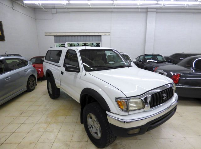 2001 Toyota Tacoma Reg Cab Manual - Click to see full-size photo viewer