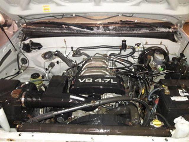 2001 tundra hp