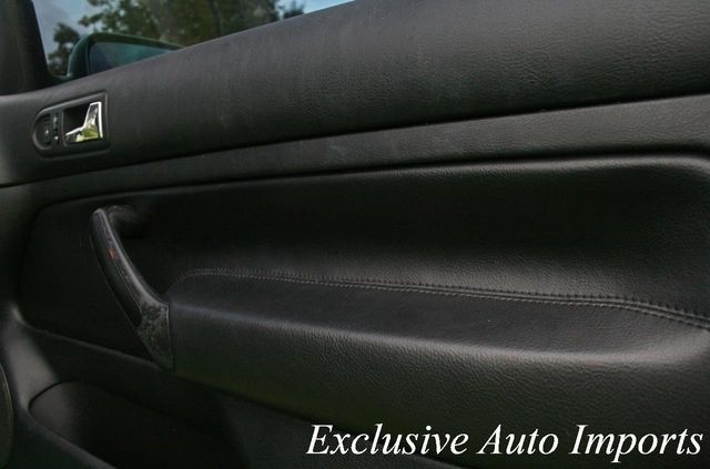2001 Volkswagen GTI 3 Door Hatchback GLX VR6 2.8L 6-CYL Manual - Click to see full-size photo viewer