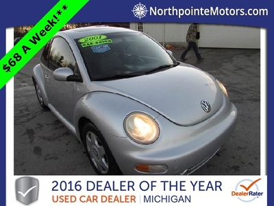2001 Volkswagen New Beetle - 3VWCC21CX1M416710