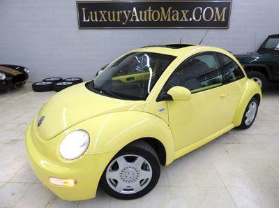 2001 Volkswagen New Beetle GLX Coupe