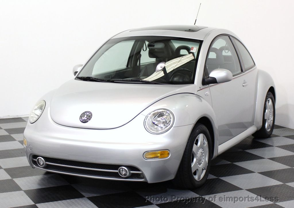 2001 used volkswagen new beetle glx turbo coupe at eimports4less serving doylestown bucks. Black Bedroom Furniture Sets. Home Design Ideas
