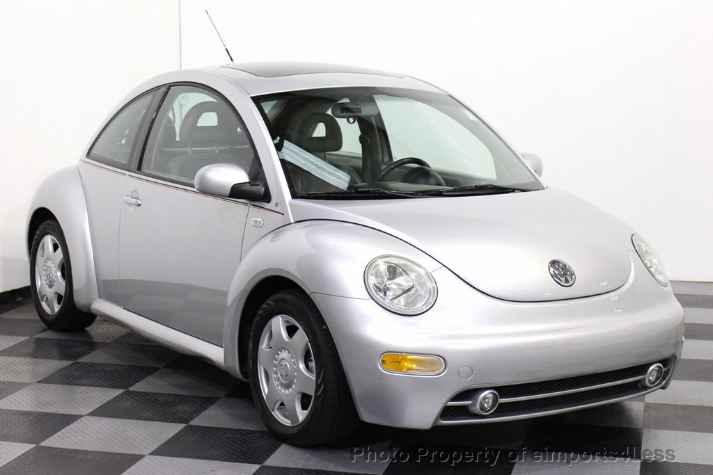2001 Used Volkswagen New Beetle Glx Turbo Coupe At Eimports4less Serving Doylestown Bucks