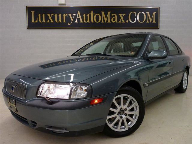 2001 Used Volvo S80 25t At Luxury Automax Serving Chambersburg Pa