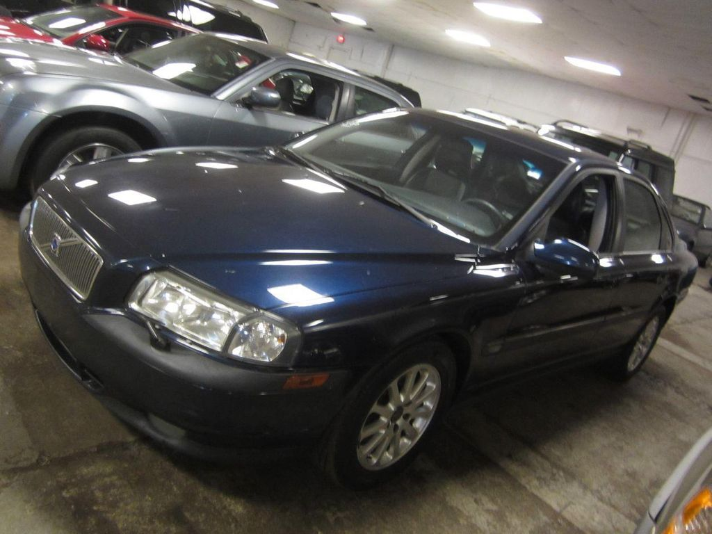 Cherry Hill Volvo >> 2001 Used Volvo S80 TURBO T6 / AUTO at Contact Us Serving ...