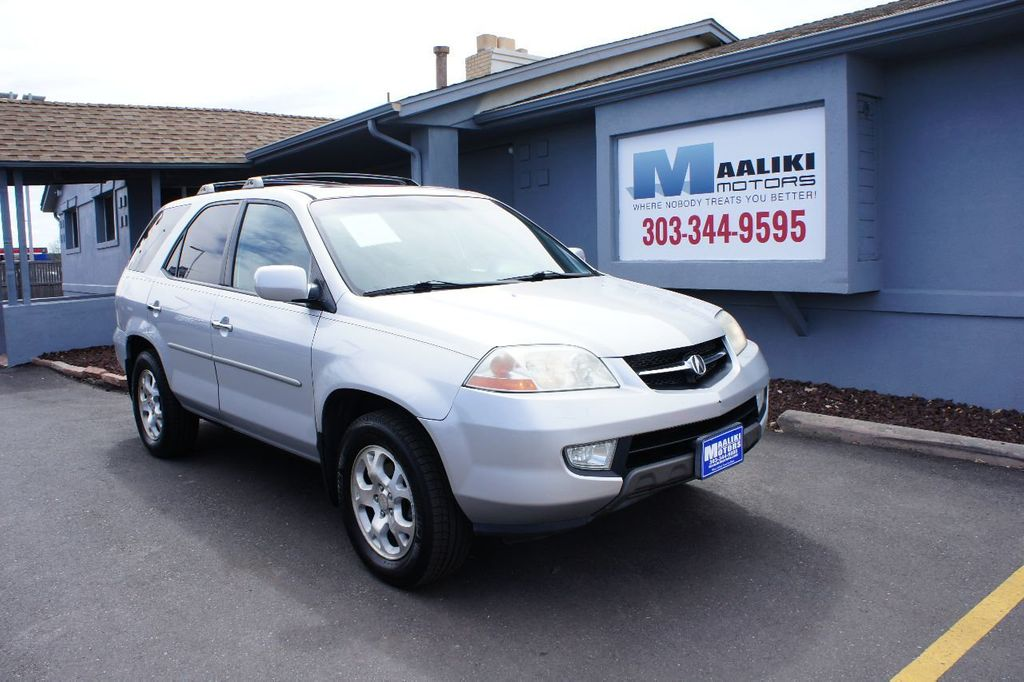 Used Acura MDX Dr SUV Touring Pkg At Maaliki Motors Serving - 2002 acura mdx transmission