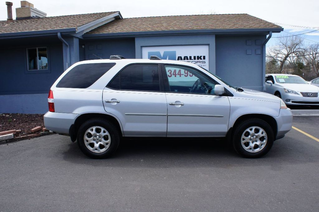 Used Acura MDX Dr SUV Touring Pkg At Maaliki Motors Serving - 2002 acura mdx tires