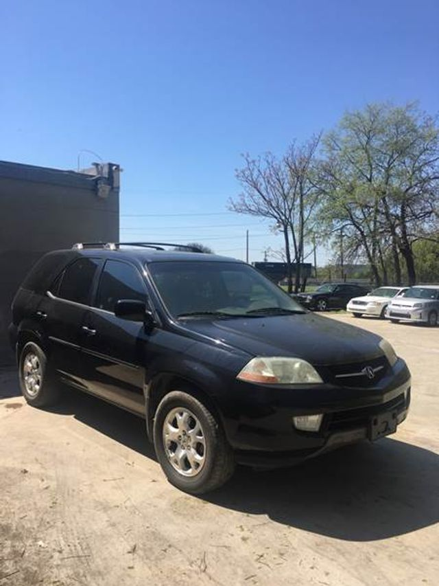 Acura Fort Worth >> 2002 Acura Mdx 4dr Suv Touring Pkg Suv For Sale Fort Worth Tx 3 990 Motorcar Com