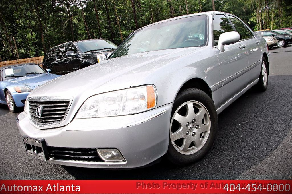 Used Acura RL NAVIGATION At Automax Atlanta Serving Lilburn GA - Used acura rl