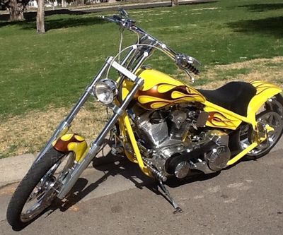 2002 American Ironhorse 113 Tejas For Sale