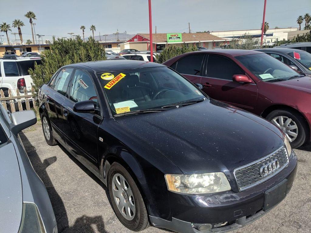 2002 Audi A4 1.8T - 18465044 - 1