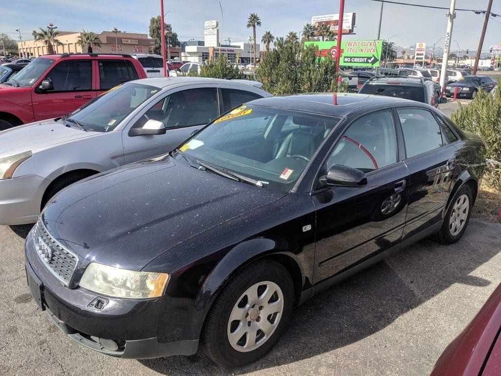 2002 Audi A4 1.8T - 18465044 - 2