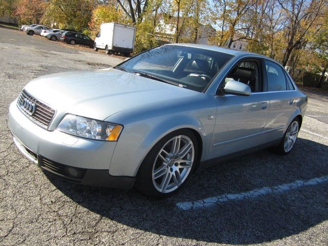 2002 Used Audi A4 30 Quattro At Contact Us Serving Cherry Hill Nj