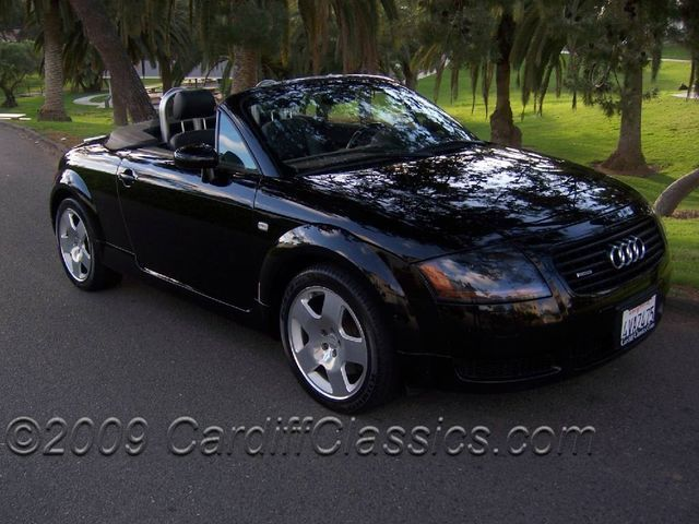 2002 Audi Tt Roadster Quattro Click To See Full Size Photo Viewer
