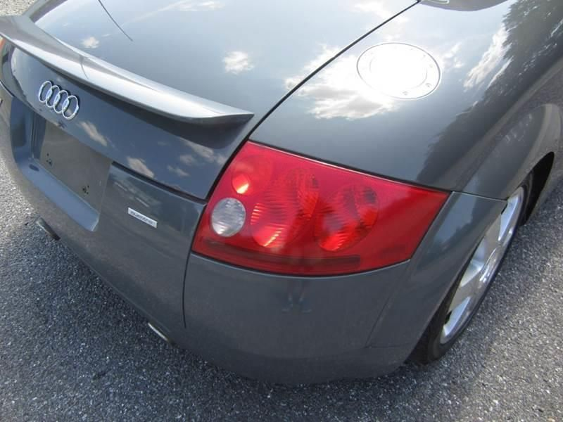 2002 Used Audi TT Roadster CONVERTIBLE / QUATTRO / 6 SPD at Contact Us  Serving Cherry Hill, NJ, IID 14155418