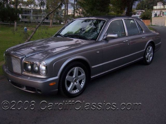 2002 Used Bentley Arnage T At Cardiff Classics Serving Encinitas
