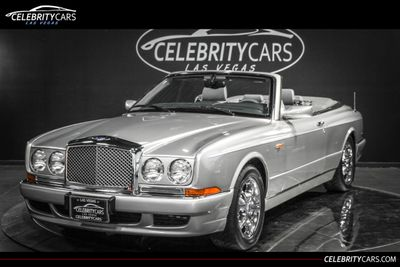 2002 Bentley Azure 2dr Convertible