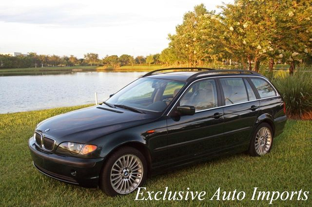 2002 BMW 3 Series 2002 BMW 325xi 325i E46 TOURING AWD  - Click to see full-size photo viewer