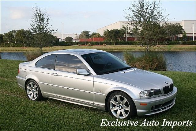 2002 BMW 325Ci >> 2002 Used Bmw 3 Series 325ci 2dr Cpe At Exclusive Auto